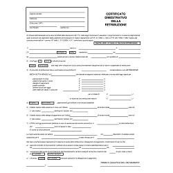 Il certificato di stipendio